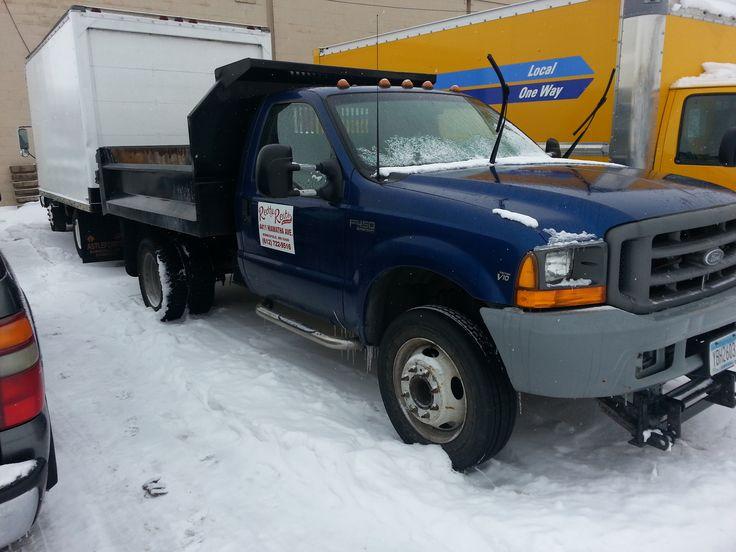 Dump Truck Rental | Truck Rental Minneapolis Minnesota, St. Paul, MN and the twin cities | Cheap Truck and Trailer Rentals.