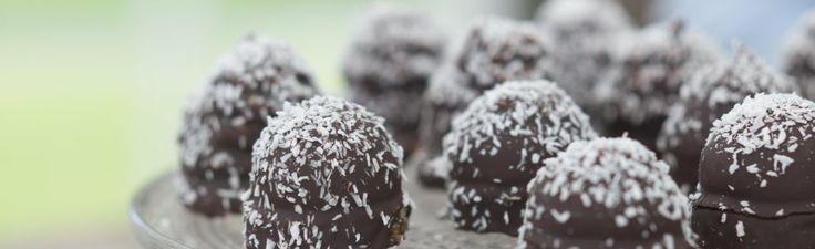 Øyvinds søte kokosboller | TV3 Mat
