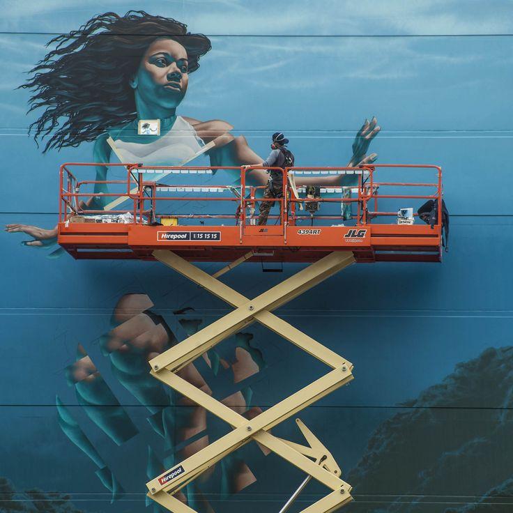 Sea Walls, Napier NZ – Ironlak