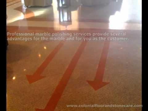 Professional Marble Polishing Services  Contact us: Ft. Lauderdale (954) 566-455