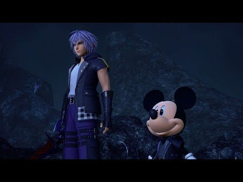 """[English Subs] KINGDOM HEARTS 3 - """"Don't Think Twice"""" Music Trailer - D23 Expo Japan - YouTube"""