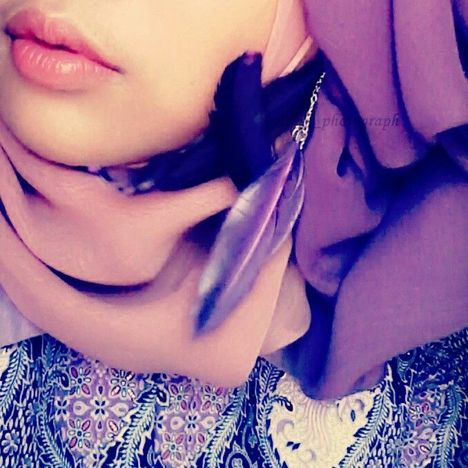 Simple make up for hijab