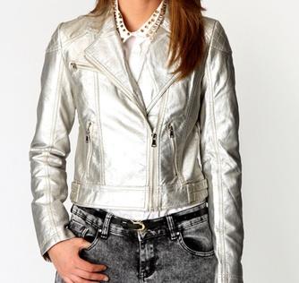 BOOHOO - $30 Silver or Gold. 60% off Knitwear, Coats & Jackets