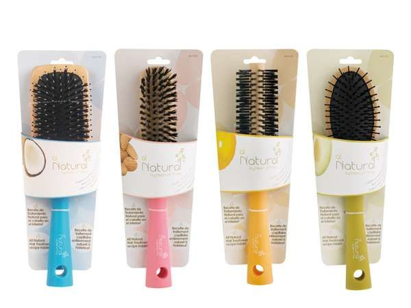 Creative Hair Brush Packaging Google Search