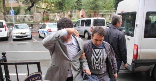 Samsun'da Bylock operasyonunda 45 öğretmene gözaltı