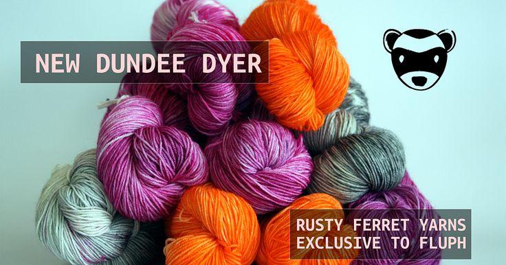 Fluph Yarn Shop - Dundee