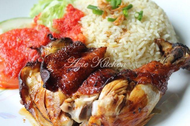 Nasi Ayam Kak Laily Subang Jaya Yang Tersohor