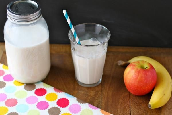 Homemade organic almond milk is super-simple to make, and you only need a few ingredients. It blends up to create a great tasting nondairy milk option.