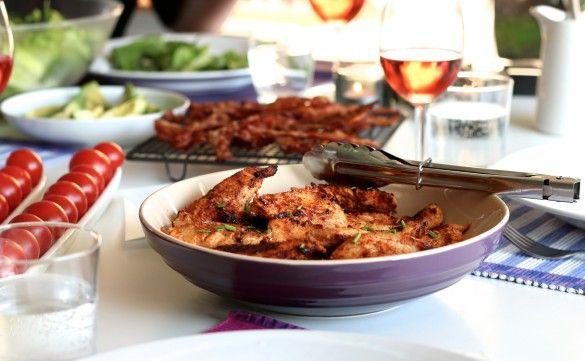 kycklingmarinad med citron, ingefära och gochugaru - RECEPT   Uplifting