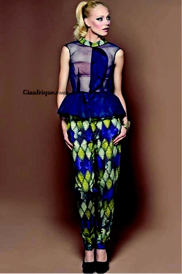 Ciaafrique African Print Dresses African Fashion African Dress Styles Kitenge Designs
