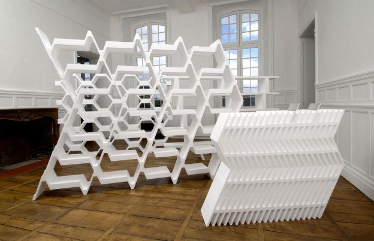 etag re modulaire fr quence jeancouvreur design. Black Bedroom Furniture Sets. Home Design Ideas