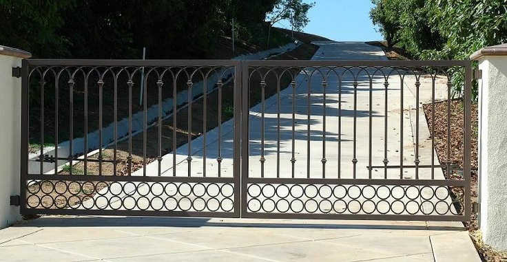 33 Best Images About Iron Gates On Pinterest