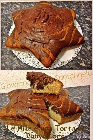 Condividi la ricetta...Condividi la ricetta...RICETTE DI: GIOVANNA IVANA SANTANGELO INGREDIENTI: 2 banane medie300 g zucchero4 uova200 g burro300 g farina 00150 g fecola di patate1 bustina di lievito1 pizzico di sale3 cucchiai di cacao amaro in polvere…