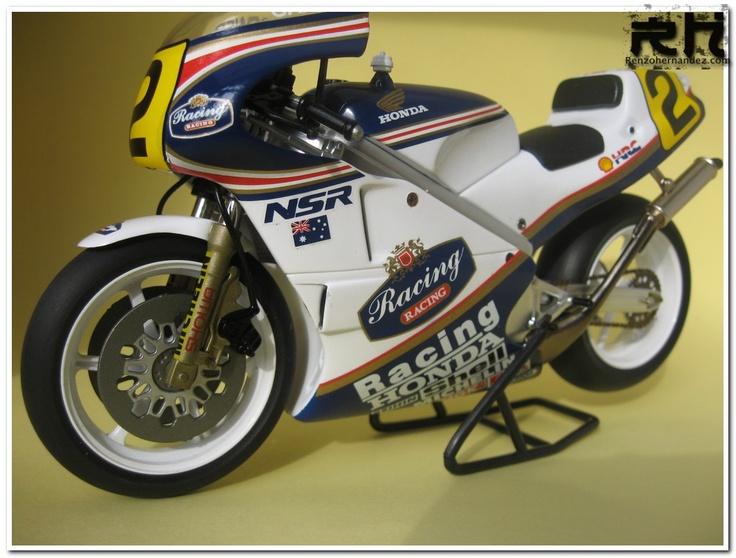 HONDA NSR500 – Wayne Gardner 1987