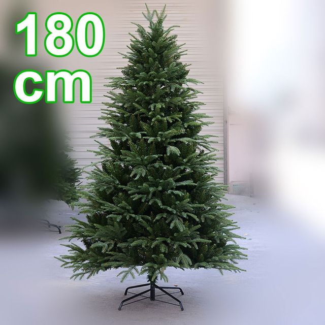 180cm Christmas Tree Artificial de navidad Simulation PE Christmas Decoration Trees 6 Ft Green Style Xmas Trees Party Supplies