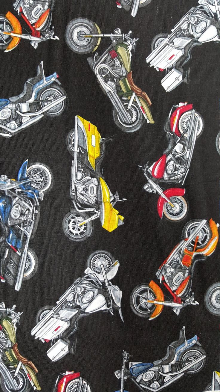 14 best Motorcycle fabric images on Pinterest | Cotton ... : motorcycle quilting fabric - Adamdwight.com