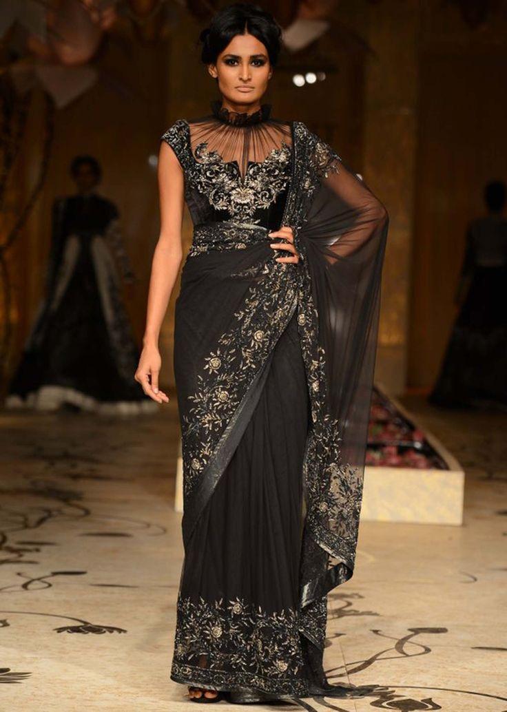 Models showcasing Rohit Bal's fabulous bridal and groom collection at Indian Bridal Fashion Week 2013 at Mumbai 07