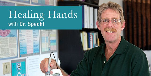 "Health - ""Healing Hands with Dr. Specht"" Article"