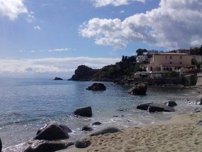 Pietragrande #Calabria #Italy  #sea