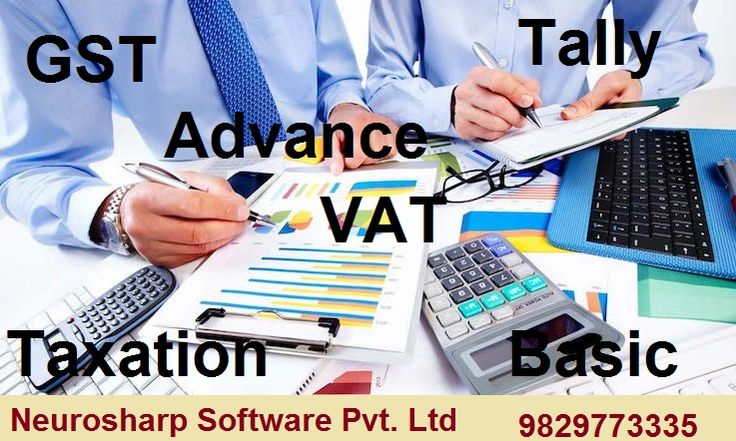 Get advance diploma in Professional Accounting at Neurosharp Software Pvt. Ltd