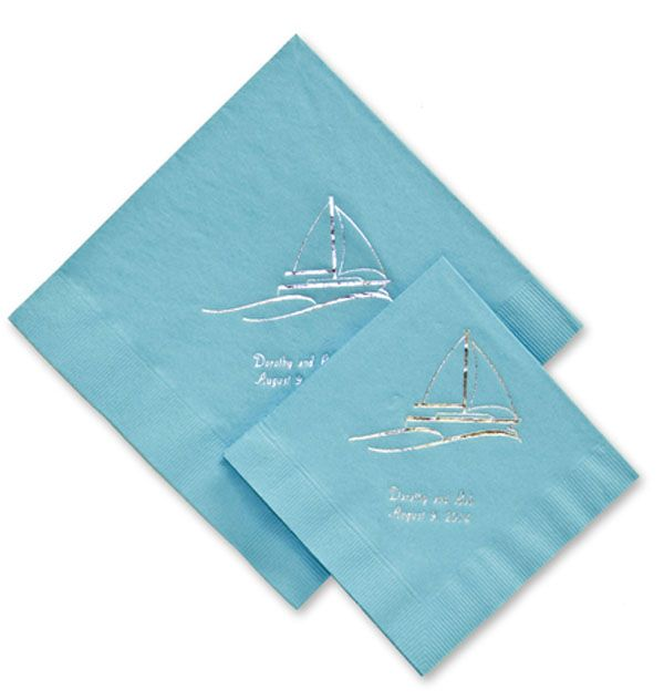 1000 Images About Paper Napkins For The Wedding Reception Personalized On Pinterest