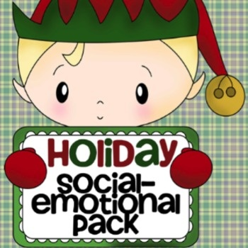 This activity pack contains several social skills, anger management, and social emotional activities in a fun holiday theme!