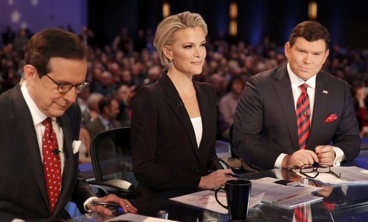 Megyn Kelly Claims Hillary Clinton Was Too 'Scared' For An Interview #FoxNewsChannel, #HillaryClinton, #MegynKelly