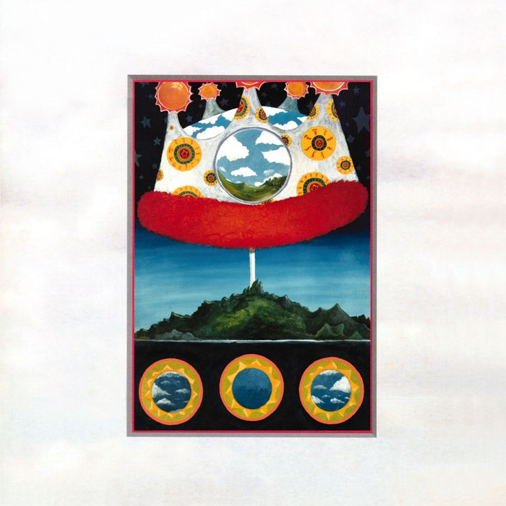 Olivia Tremor Control - Music from the Unrealized Film Script, Dusk at Cubist CastleFencesolivia Tremors, Album Covers, Tremors Control, Control Music, Cubist Castles, Unreal Film, Dusk, Classic Album, Film Scripts