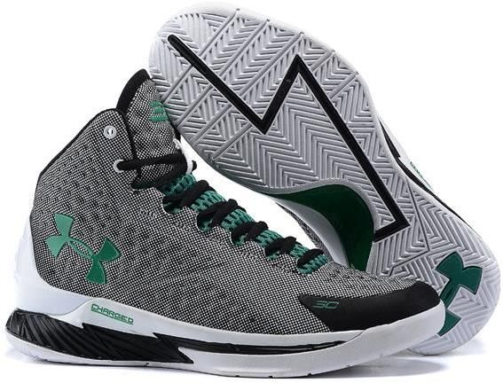 mens ua curry one basketball shoes black turq