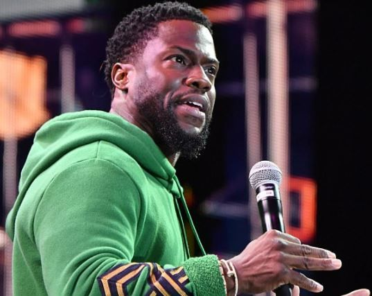 'I'm going to be a better man' - Kevin Hart addresses sextortion scandal at Comedy Show