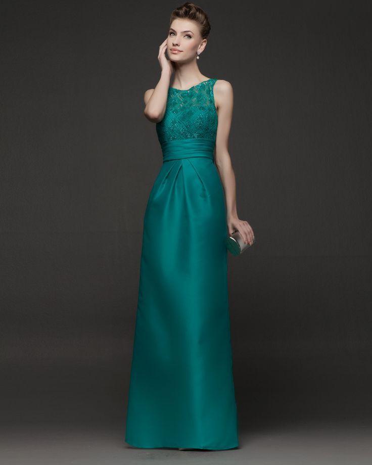 Resultado de imagen para vestidos midi sencillos para fiesta de matrimonio azul