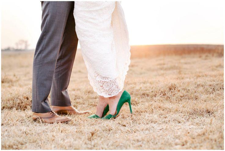 www.vanillaphotography.co.za | Durban wedding photographer, Tala Game Reserve, Durban wedding venue, game lodge, safari wedding, bride, white lace, green wedding shoes, bright colour wedding shoes