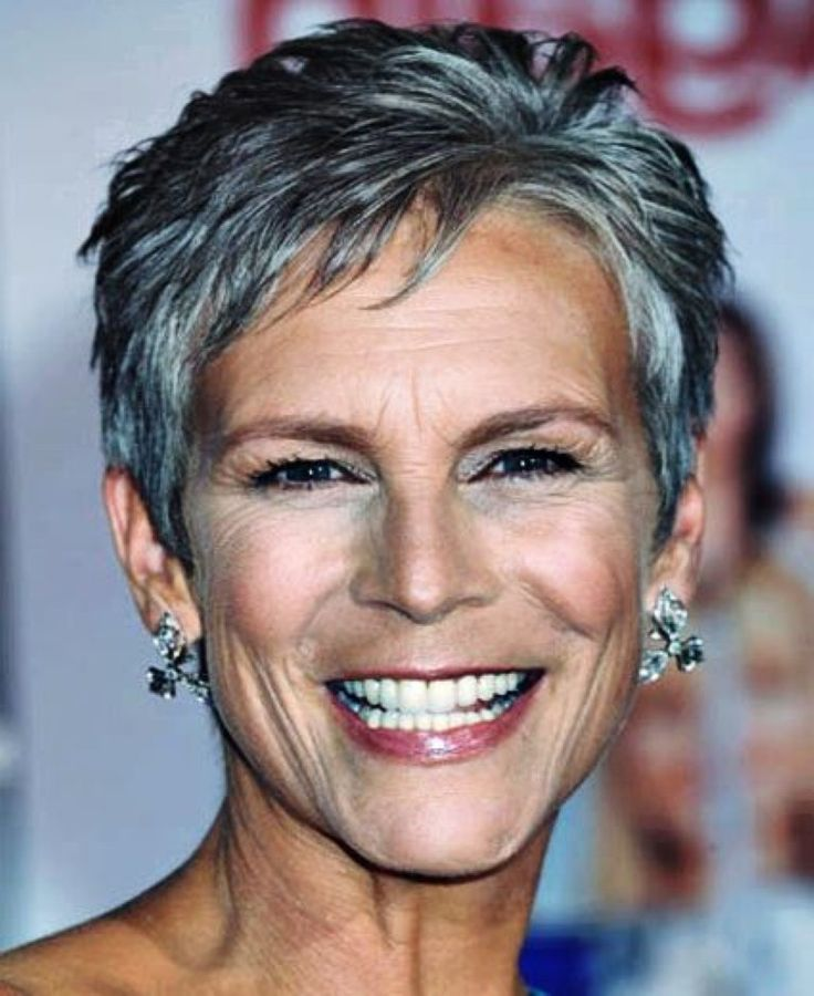 Short Hairstyles For Women Over 60 With Curly Hair
