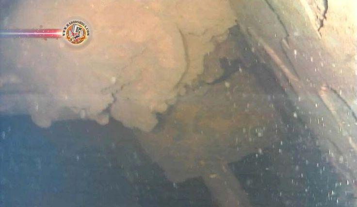 Possível combustível derretido visto pela primeira vez na usina nuclear de Fukushima. Engenheiros da usina nuclear de Fukushima Daiichi estão trabalhando pa