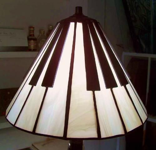 Lighting Pattern: Lampshades, Stained Glass And Lighting On Pinterest