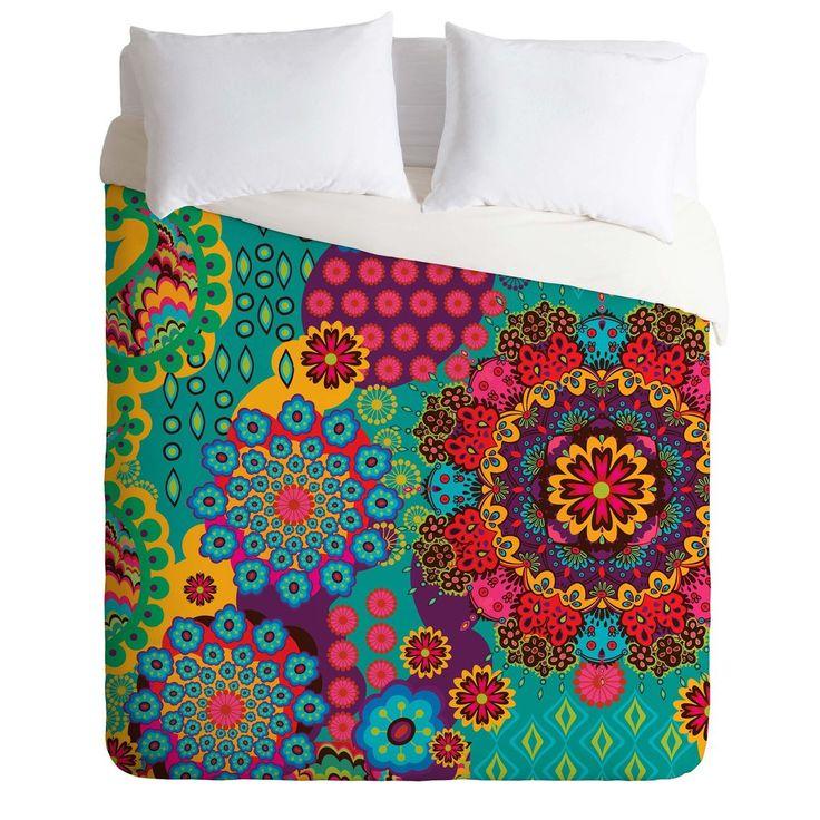 Juliana Curi Indu2 Duvet Cover   DENY Designs Home Accessories