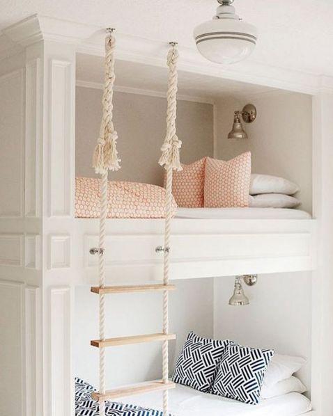 279 best images about built in beds on pinterest. Black Bedroom Furniture Sets. Home Design Ideas
