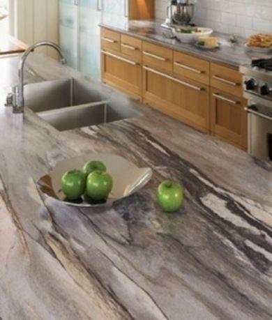 Solid Surfacing - Kitchen Countertops 101 - Bob Vila