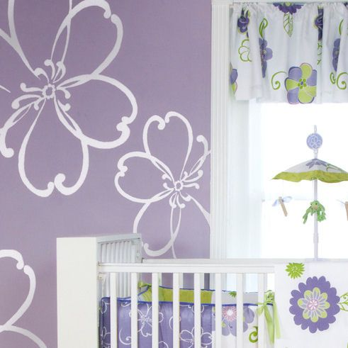 16 best wall decals images on Pinterest | Flower wall ...