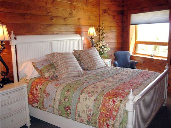 The Cabin at Kilkelly's Blowing Rock & Boone NC Log Cabin Rentals
