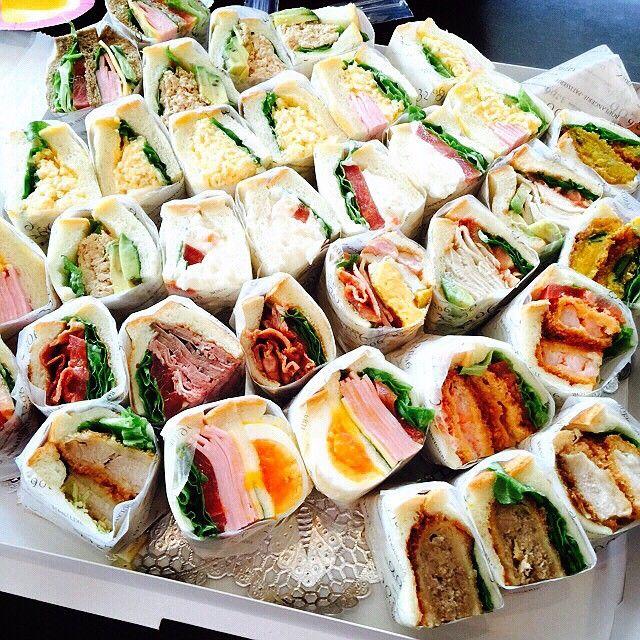 神谷町「3206」のサンドイッチはボリューム満点!ハマる人続出中♡ - macaroni