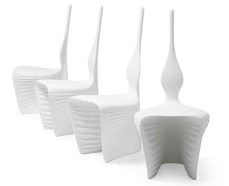 Biophilia - A rotomoulded chair by Ross Lovegrove in collaboration with Vondom.
