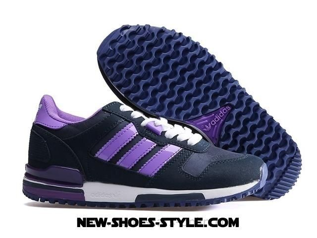 ADIDAS ZX 700 Woman Black and blue With Discount 45%