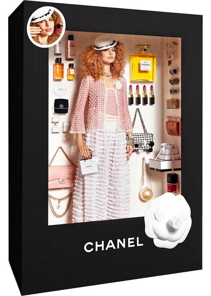 """muñecas de alta costura"" #Chanel"