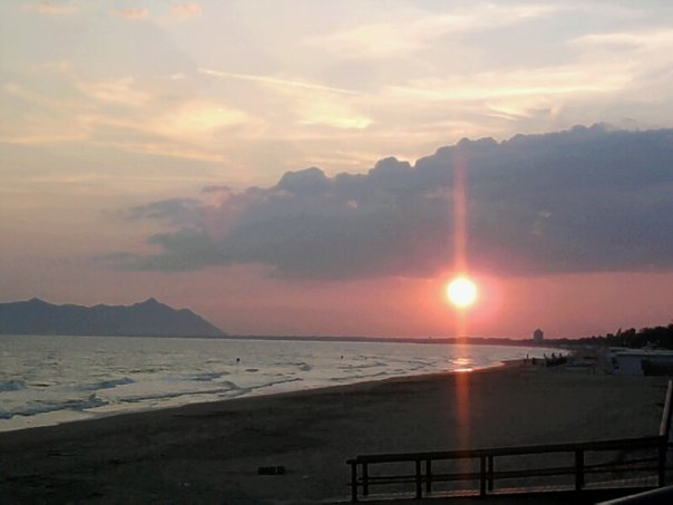 Terracina--THIS IS WHERE I GREW UP IN ITALY... MISS IT! GO BACK EVERY SUMMER