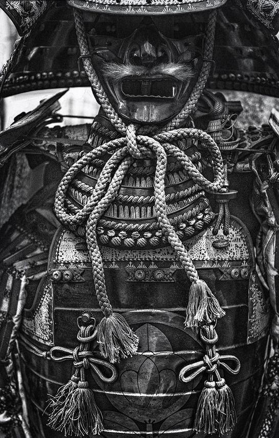 Suit of Samurai armor of Japan