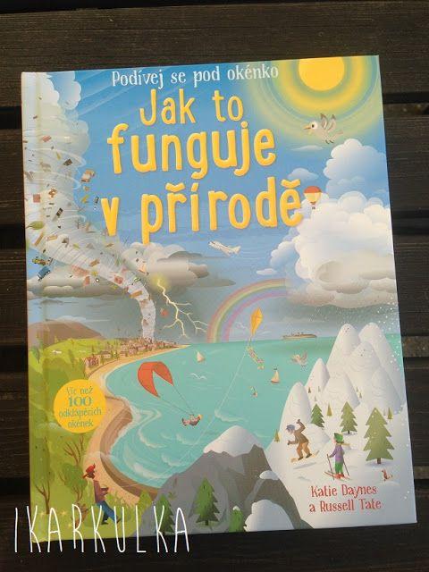 iKarkulka: Prečítané leto - vodní týden