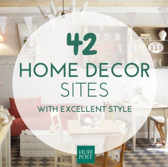 These are the absolute best websites for stylish home decor