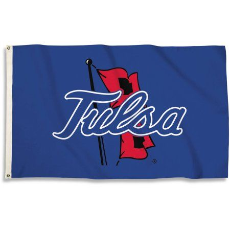Tulsa Hurricane 3'x5' Flag