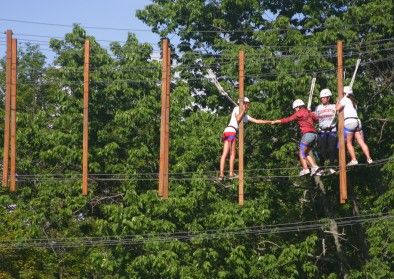 1000 Images About Ropes Course Ideas On Pinterest